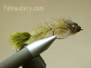 Articulated Organza Minnow