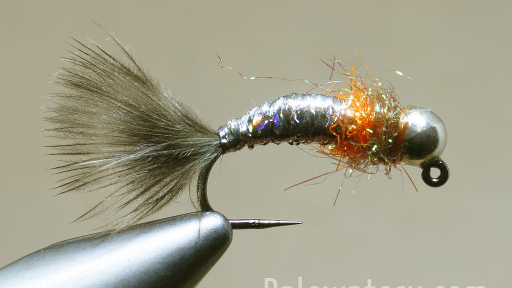 Streamer Nymph 01