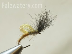 Sedge Emerger Silver Water Version